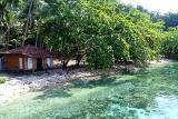 Molukken -  Sali Bay - Beachfront Villa mit Strand