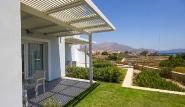 Karpathos - Thalassa Suites, Ausblick Terrasse