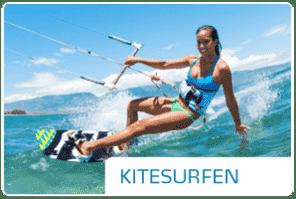 sun+fun Kiteurlaub weltweit
