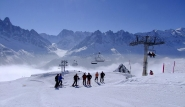Skisafari, Mont Blanc