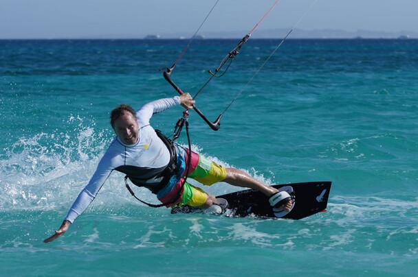 Hurghada - Kite-Action