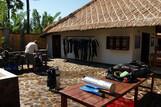 Bali - Kubu Indah Resort,  Tauchbasis