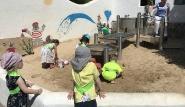 Fuerteventura - ROBINSON Club Esquinzo Playa, Roby Club Sandkasten