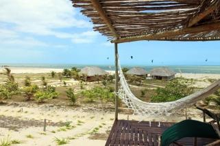 Prea - Rancho do Peixe, Beach Bungalow Ausblick