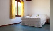 Parajuru - Vila Jardim, Zimmer mit französischem Bett