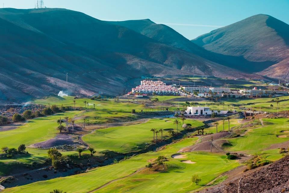 Fuerteventura - Jandia Golf, Golfplatz