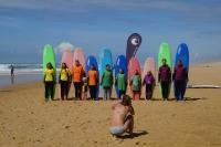 Wellenreitreisen für Familien