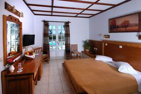 Kos - Marmari - Palladium, Zimmer