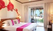 Mauritius - Tamassa, Strandzimmer