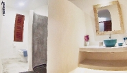 Sao Miguel do Gostoso - Ilha do Vento, Master Zimmer, Bad mit Duschbereich