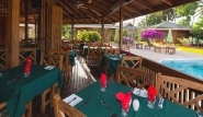 Tobago - Shepherd`s Inn, Restaurant