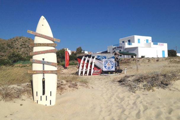 Naxos - Flisvos Surfcenter Mikri Vigla
