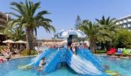 Rhodos Trianda - Sun Beach Resort, Kinderrutsche