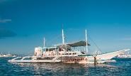 Bohol - Seaquest Dive Center, Bangka