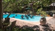 Bohol - Seaquest Dive Center, Taucher im Pool
