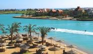 El Gouna - Steigenberger Golf Resort, Lagunenstrand