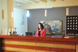 Rhodos Trianda - Hotel Heleni, Rezeption
