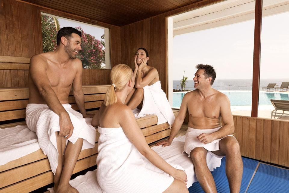 Fuerteventura - ROBINSON Club Esquinzo Playa, Sauna