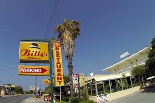 Rhodos Theologos - Let it be und Billys Place Restaurant