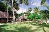 Cabilao Beach Club, Garten