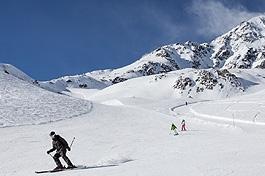 Skisafari Val di Sole. Ski Area Pejo © M.Corriero