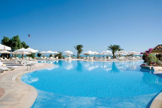 El Gouna - Hotel Mövenpick Pool