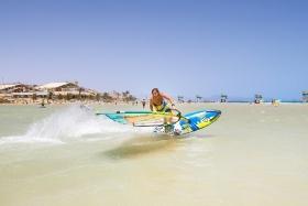 Fuerte Süd - Surf Action in der Lagune, by Tom Brendt