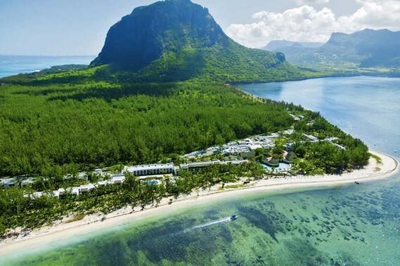 Mauritius - Le Morne - RIU Le Morne, Hotel in traumhafter Kulisse