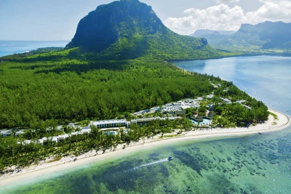 Mauritius - Le Morne - RIU Le Morne, Hotel in traumhafter Kulisse