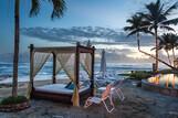 Cabarete, Velero Beach Resort, Entspannung am Pool