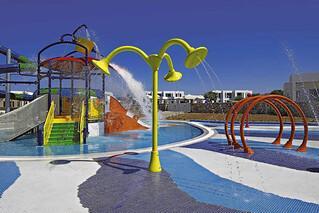 Rhodos - TUI Magic Life Plimmiri, Wasserspielplatz
