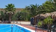 Sigri Lesbos - Orama Hotel, Poolbereich