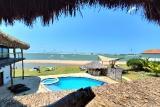 Ilha do Guajiru - 7 Beaufort, Meerblick Balkon