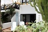 Terrasse auf Fuerteventura