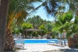 Sigri Lesbos - Orama Hotel, Pool