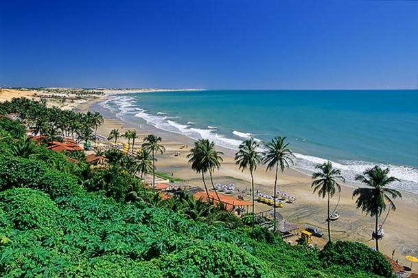 Praia da Lagoinha - Strand
