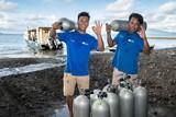 Manado - Murex Dive Resort, Staff
