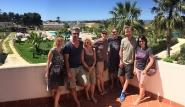 Lo Stagnone - Torre Lupa, sun+fun Team vor Ort