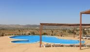 El Naaba, Three Corners Equinox, Relax Pool mit Blick auf das Hinterland