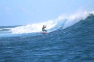 Mauritius - Le Morne, ION Club, Kiten Welle