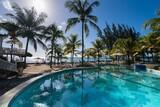 Mauritius - Hotel Hibiscus, Pool