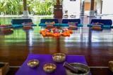 Bali -  Puri Bagus Candidasa, Yoga
