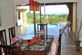 Südafrika - African Dive Adventures - Tauchervilla - Esszimmer