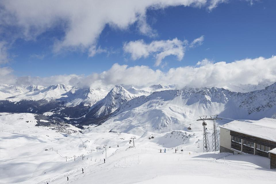Arosa - Skigebiet Hörnli ©Arosa Tourismus Nina Mattli