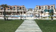 Alacati - Solto Hotel, Weg zum Strand