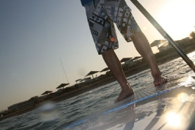 Safaga, Club Mistral, SUP Action