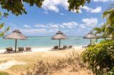 Mauritius - JW Marriott Mauritius Resort, Blick auf Lagune