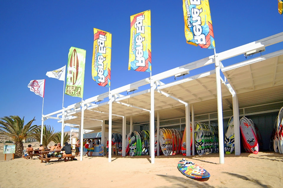 Fuerteventura - René Egli Windsurf Center by Melia