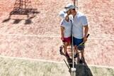 Fuerteventura - Aldiana, nach dem Tennismatch