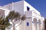 Karpathos - Hotel Poseidon, Aussenansicht Zimmer